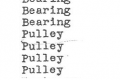 T.O. No. 09-40CA-4_pulleys